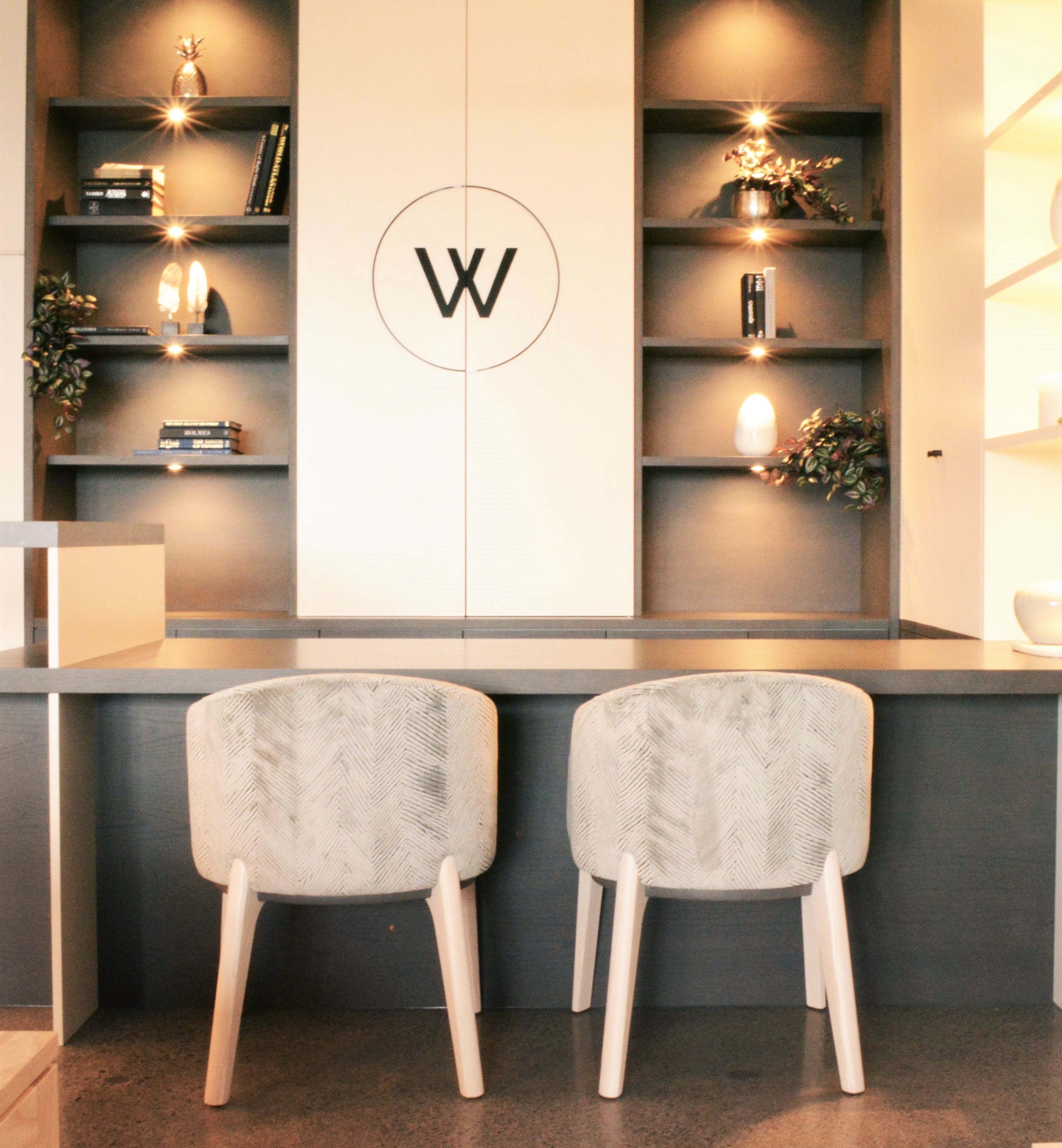 Woodwrights' Auckland showroom: open by appointment for an exclusive consultation. Photo: © Woodwrights