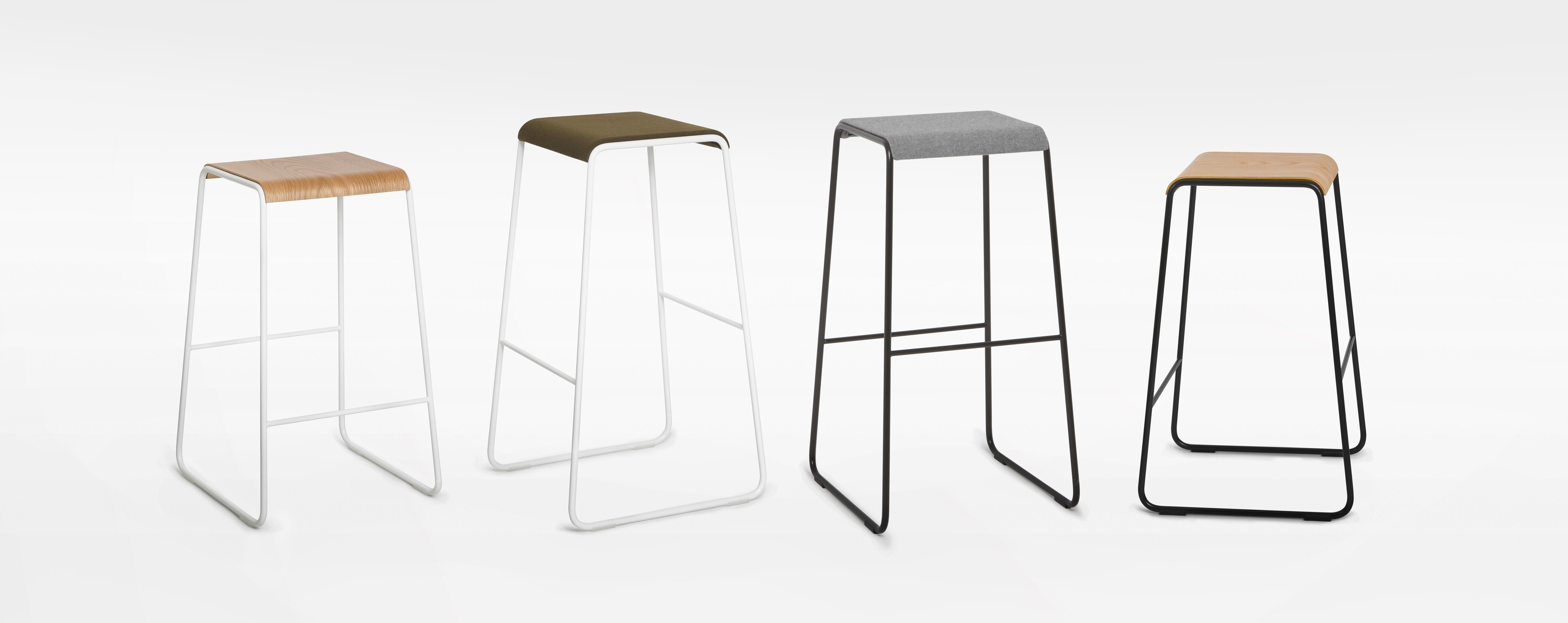 S2 stool: a simplicity of design that is often difficult to achieve. Photo: © David Moreland Design