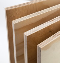 MDF Boards manufactured from bioadvesives